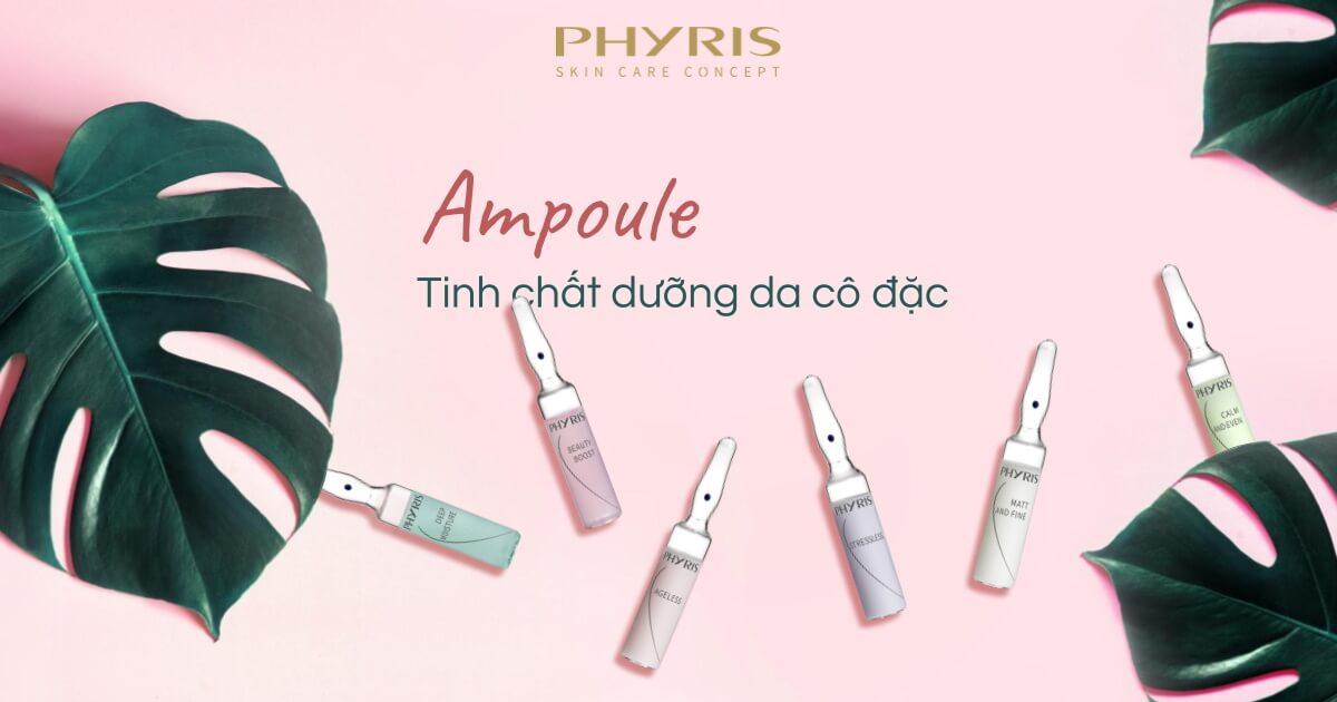 Tìm hiểu về cách sử dụng Ampoule để có thêm nhiều bí quyết skincare hiệu quả.