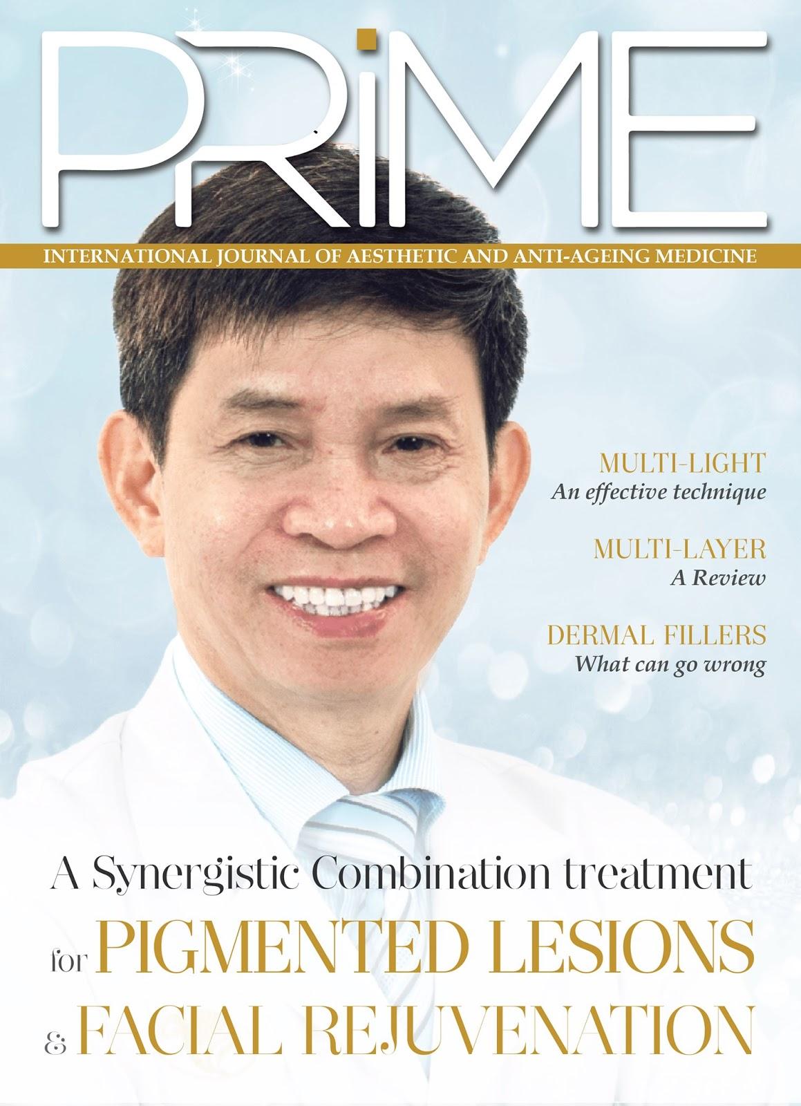 Chuyên gia đầu ngành da liễu PGS. TS. BS Phạm Hữu Nghị lựa chọn tin tưởng sản phẩm thương hiệu Phyris