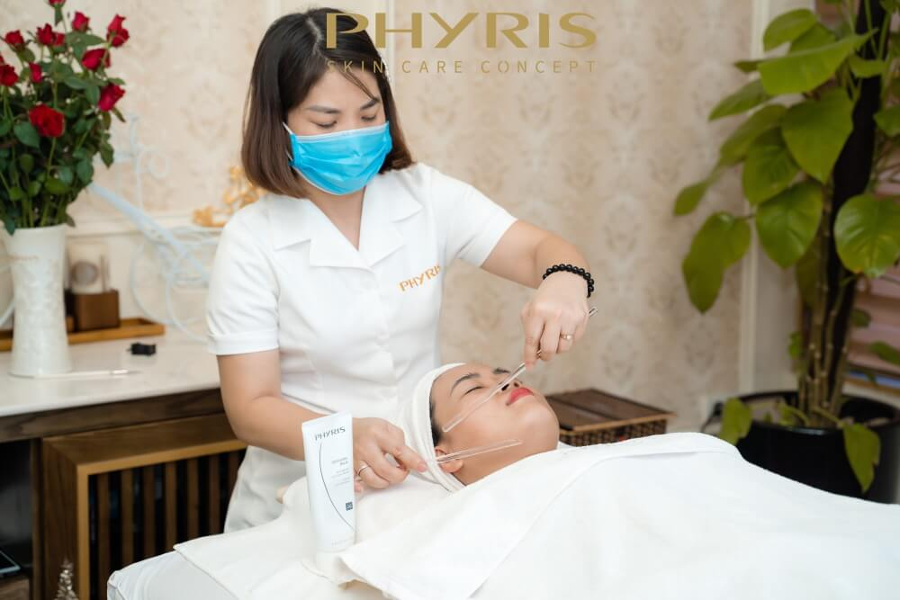 Các sản phẩm thương hiệu PHYRIS hỗ trợ quá trình chăm sóc hoàn hảo.