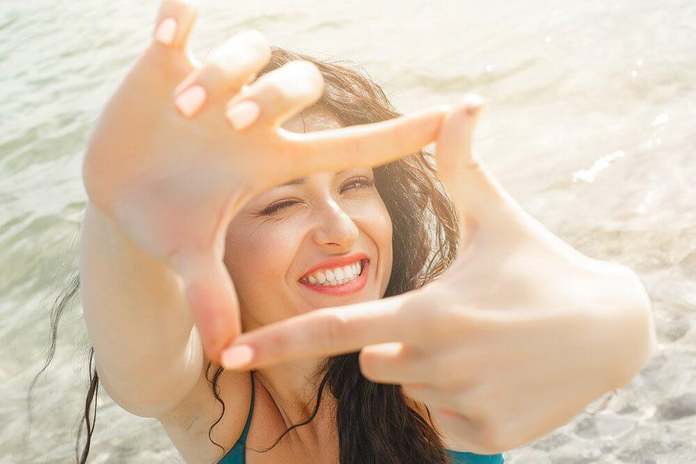 Chống nắng mỗi ngày để da luôn khỏe đẹp xinh, lung linh trong nắng.